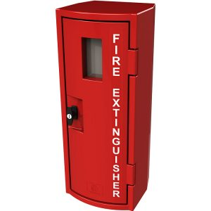 Fire Extinguisher Cabinet for Airport Hangar CFE900