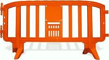 Heavy Duty Plastic Pedestrian Barricades