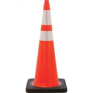 Orange Airport Apron Safety Cone