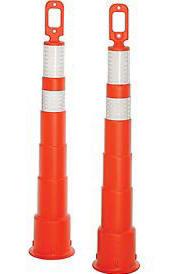 Orange Airport Safety Equipment