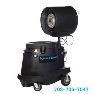 Power Breezer PB10-A-06-B Evaporative Cooling Fan
